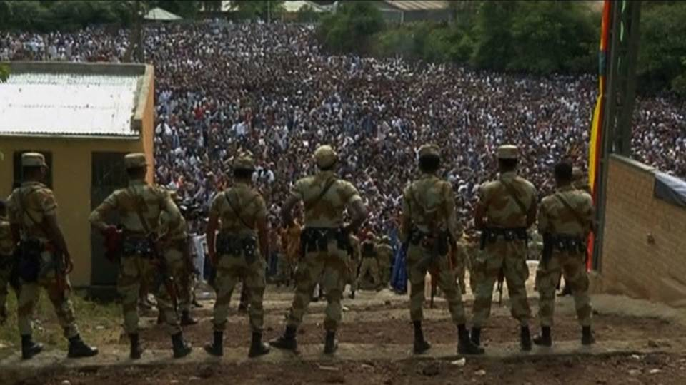 Regional and Geopolitical Impact of Ethiopia Meltdown