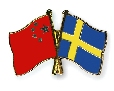 Flag-Pins-China-Sweden
