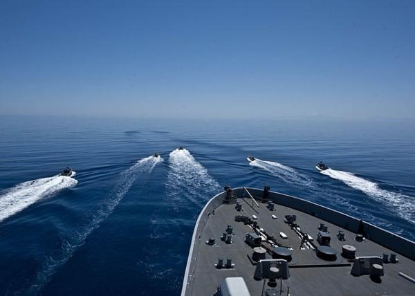 MC3 Ian Carver/U.S. Navy
