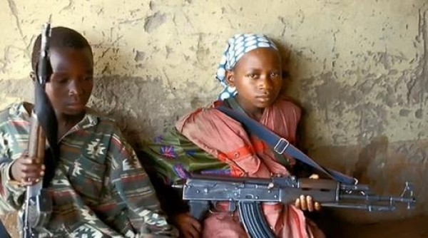 Grace, Milly, Lucy...Child Soldiers (2010) - Foreign ...