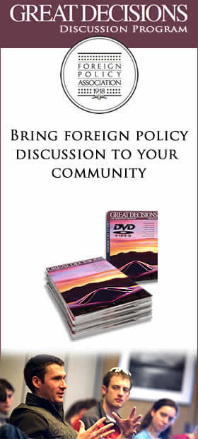 GreadDecisions in foreign policy discussion group ad v2