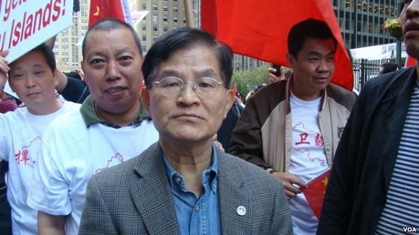 Hua Junxiong, 2012 (VOA Cantonese)