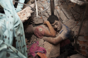 Taslima Akhter's Photo and Rana Plaza