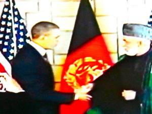 A Perspective on The War in Afghanistan: Four Pictures of an Af/Pak Deal