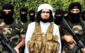 ISIS Rebel Leader Shakir Wahiyib