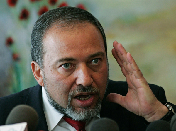 Israel's Avigdor Lieberman Backs Off from Iran Threats