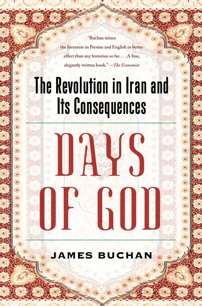 James Buchan Book Cover