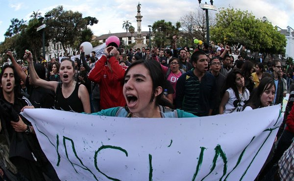 Photo: Juan Cevallos - AFP