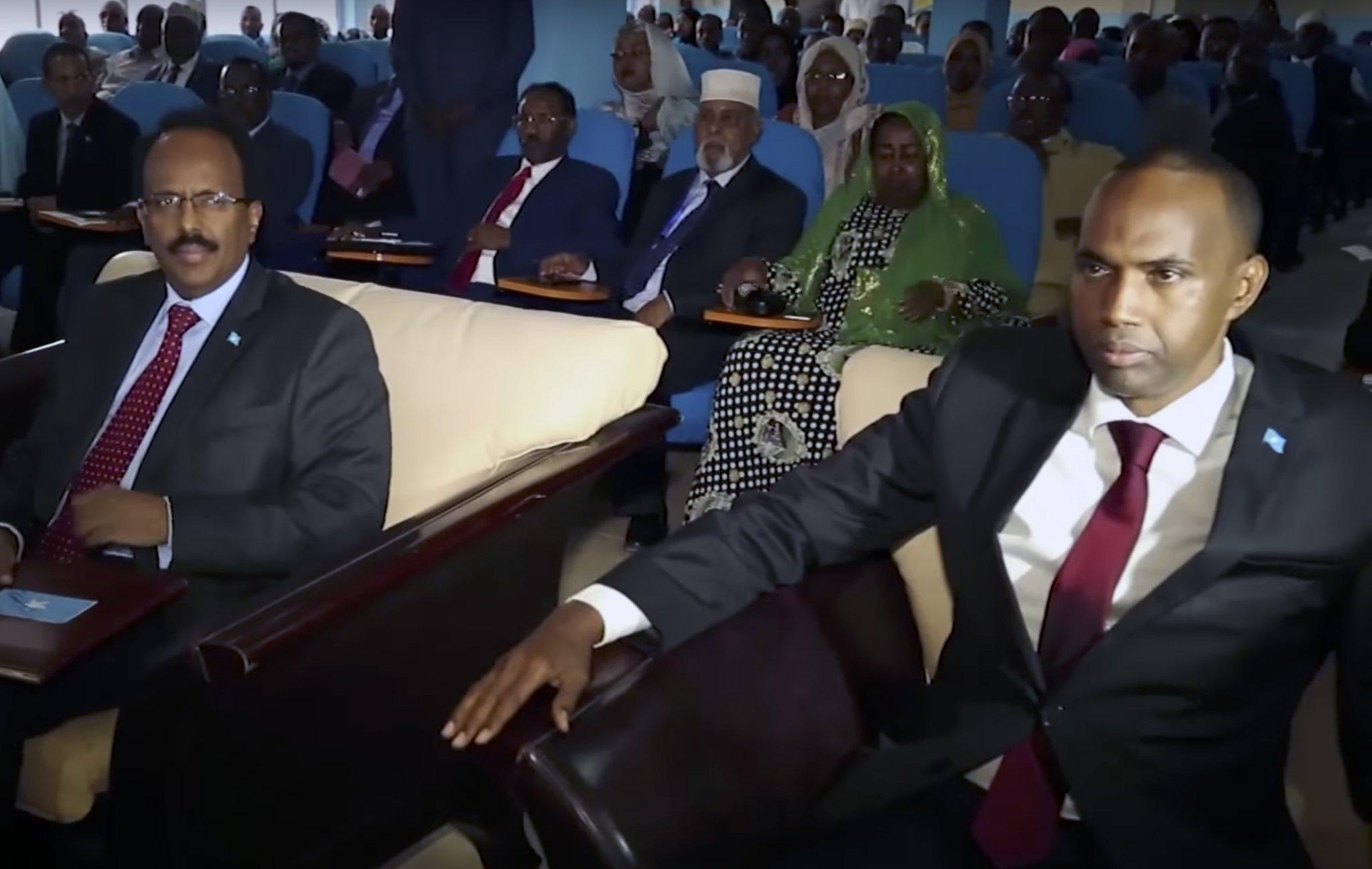 Somalia and the Houdinis of Corruption