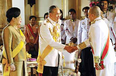 Norodom Sihanouk thailand