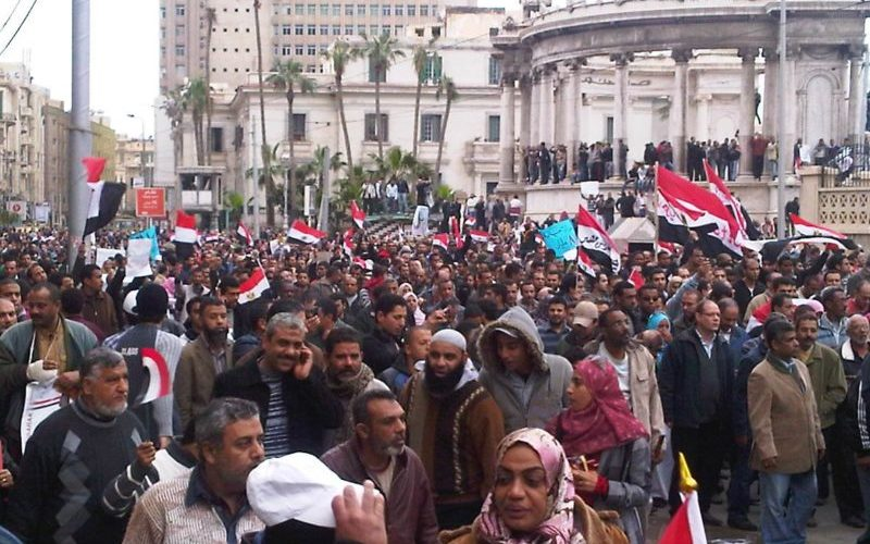Warning signs of instability in Egypt