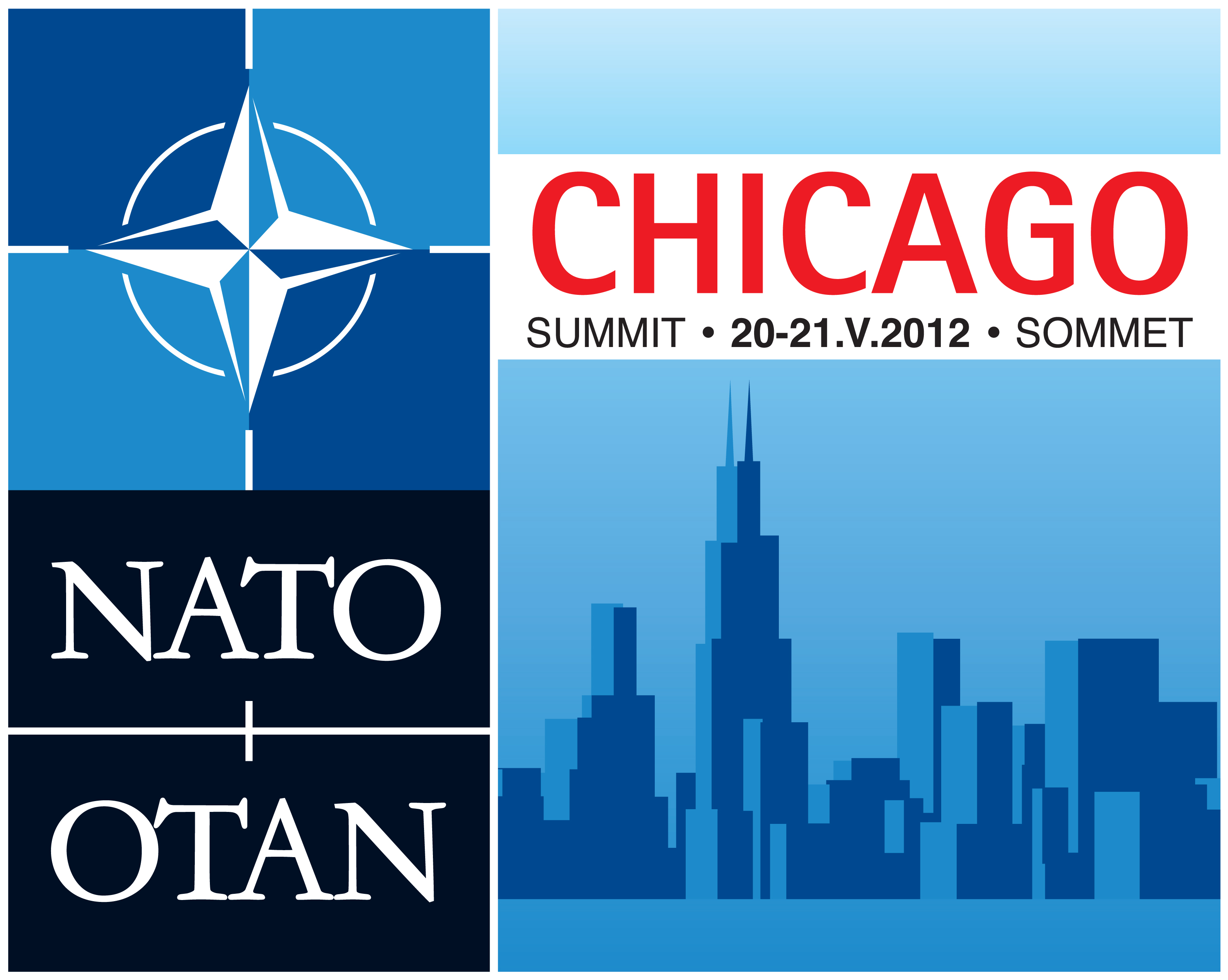 Logo 2012 Nato Summit Foreign Policy Blogs