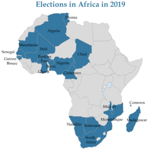 2019 Review: Main Political Events in Africa
