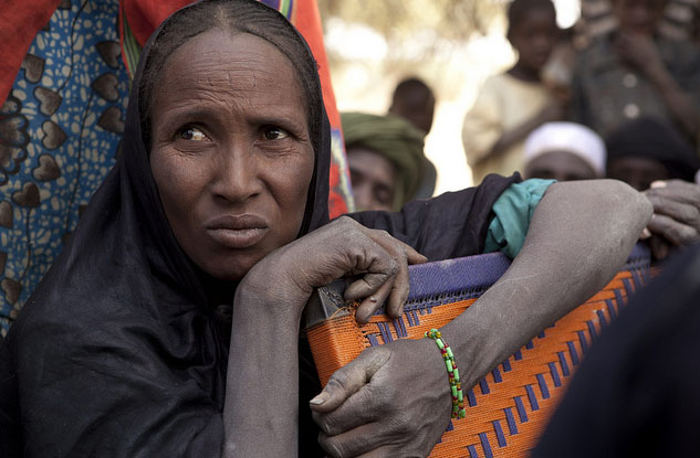 Malian Refugees Compound Problems in the Sahel