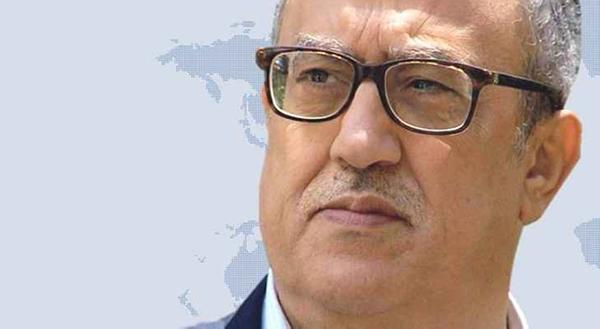 The late Jordanian writer, Nahed Hattar.