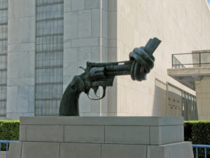 Why the World Needs an Arms Trade Treaty