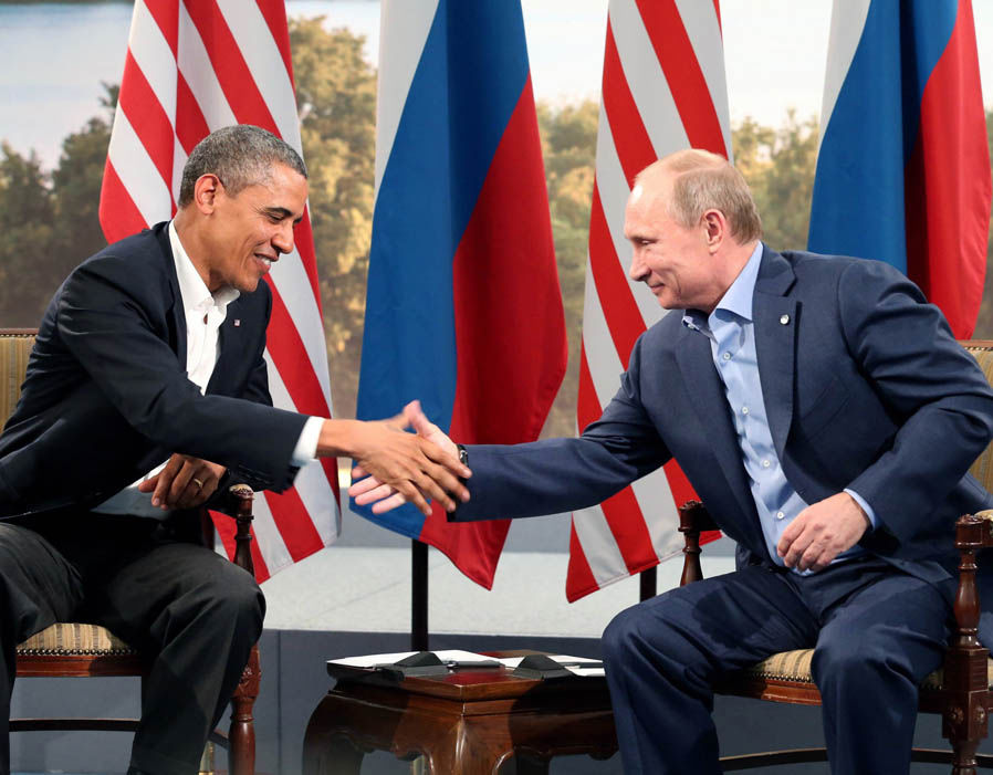 Obama, the Russian Hacking, and the Folks Who Write about Them