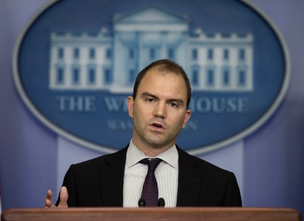 The low-key announcement about arming Syrian rebels was made not by the president, but by Deputy National Security Adviser Benjamin J. Rhodes. (Photo: washingtonpost.com)