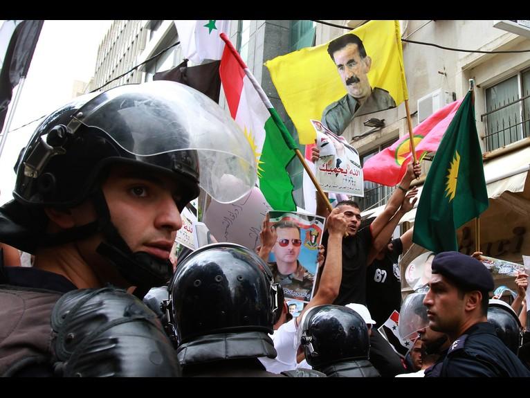 Turkey's Syria Calculations: The Kurdish Dimension