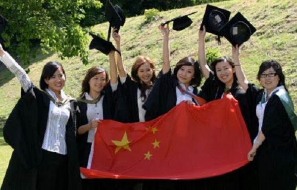 "Overseas students a focus of ""united front work"" (U.S.-China Press)."