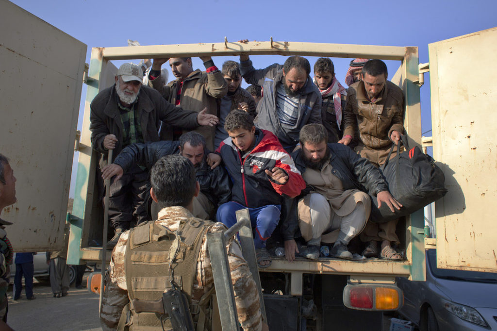 The Day after ISIS in Iraq