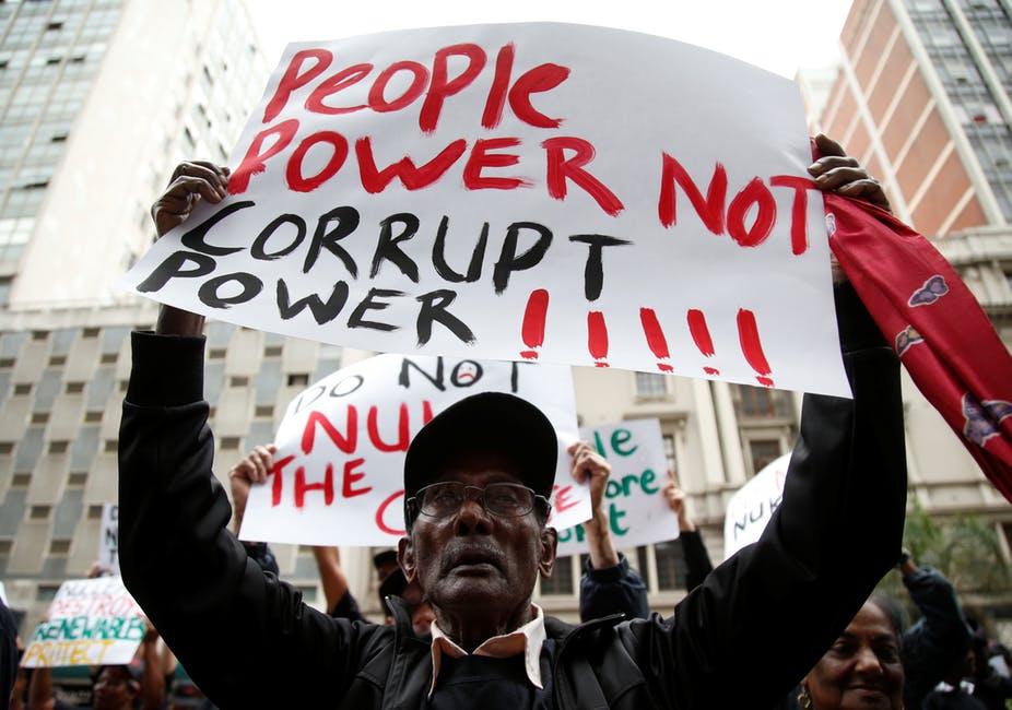 African Regimes at a Crossroads