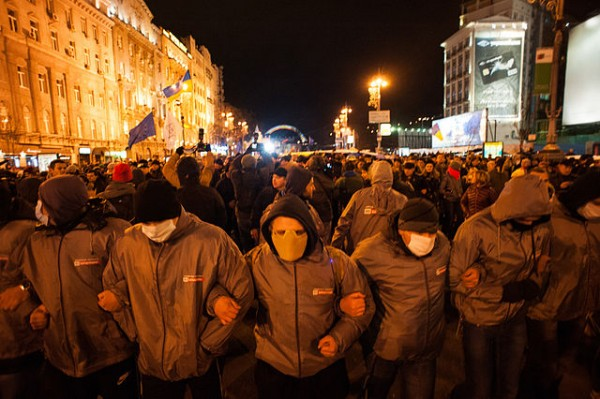 Protestors_with_demands_of_European_values_in_Ukraine._November_26,_2013