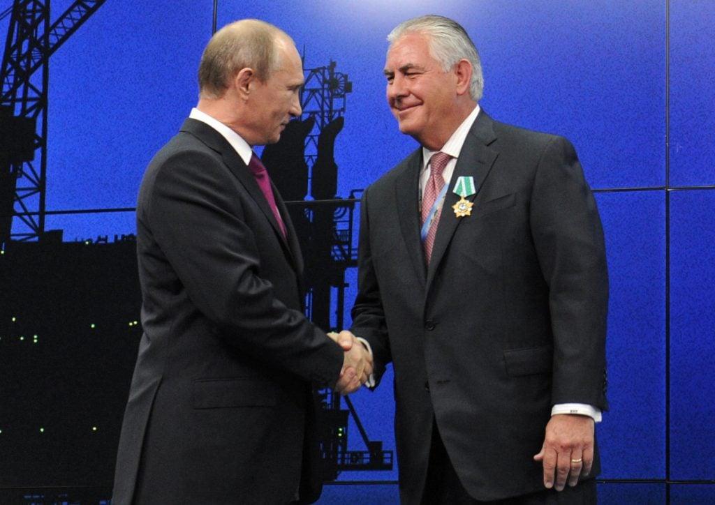 Energy Could Keep U.S.-Russia Ties On Ice