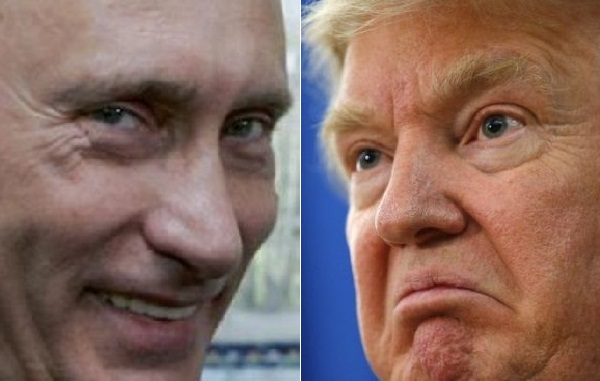 Vladimir Putin & Donald Trump