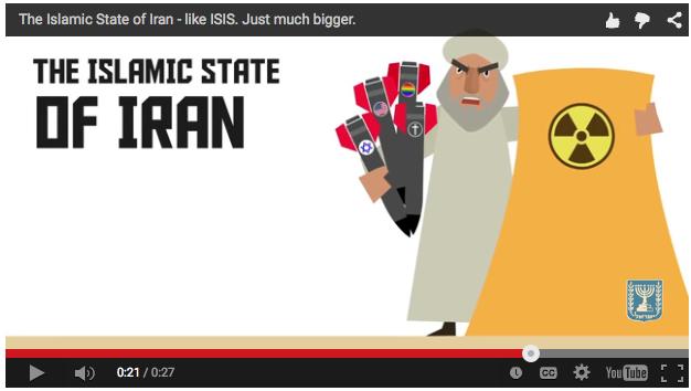 Iran and ISIS.