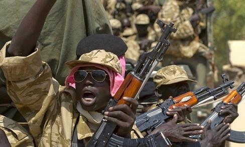 South Sudan rebels [credit: www.nationalturk.com]