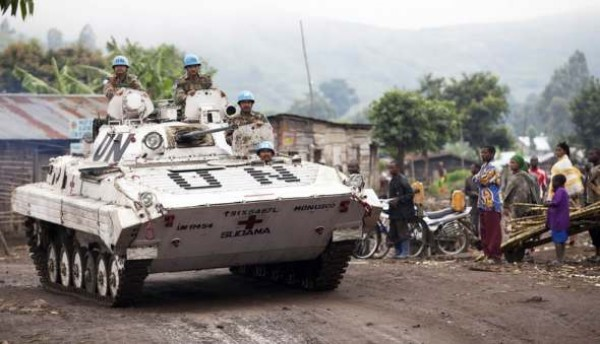 U.N. Forces in the Congo Are Having Little Impact