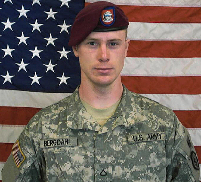 Sgt. Bowe Bergdahl, the center of the storm. (Photo: U.S. Army via Wikipedia.org)
