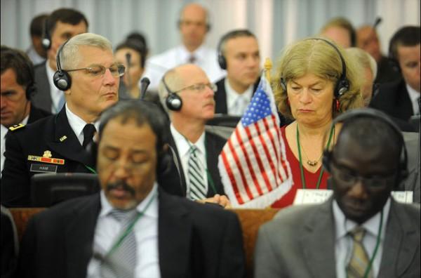 US participates in Sahel security summit, 9/2011