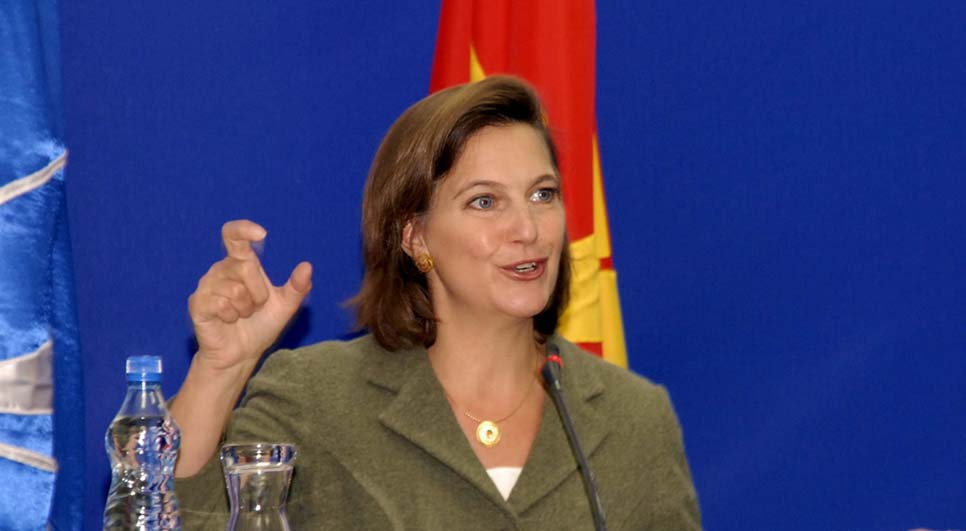 State Department spokeperson Victoria Nuland (photo: talkzimbabwe.com)