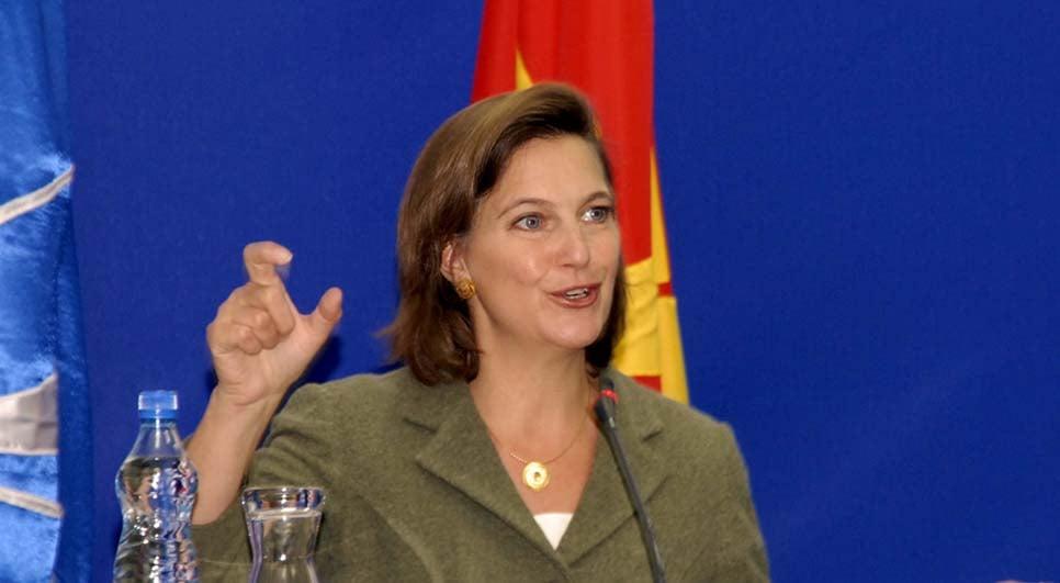 State Department spokeperson Victoria Nuland (photo: talkzimbabwe.com)