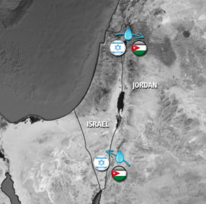 Water exchange between Israel and Jordan (ynetnews.com).