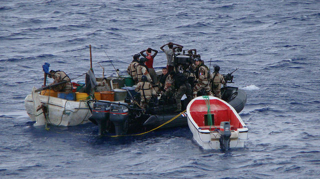 Taking The Wind Out Of The Sails Of Piracy In West Africa