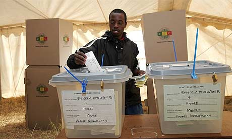 Zimbabwe-by-elections