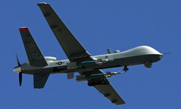 A U.S. drone. Source: Getty/The Guardian