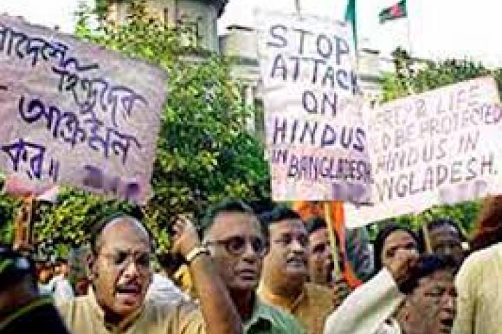 International community condemns persecution of Bangladeshi Hindus