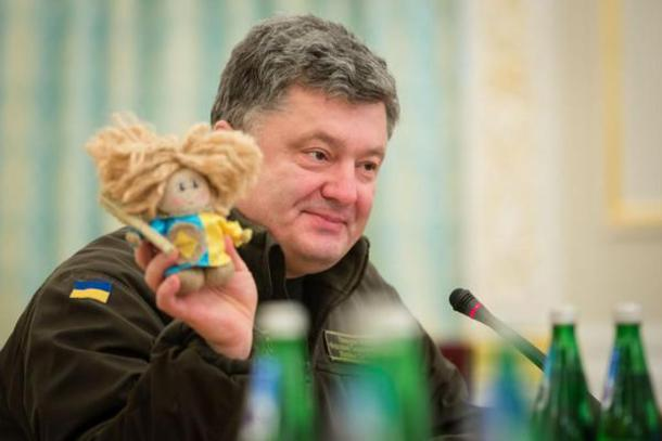 Poroshenko's new advisor -@PoroshenkoEng