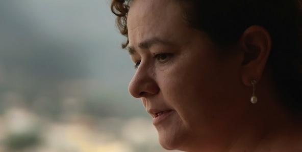 Claudia Paz y Paz, former attorney general of Guatemala (Photo Credit: HRW Film Festival)