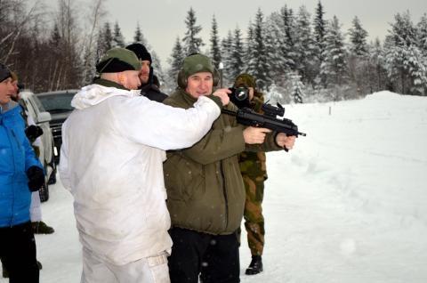 Russian Politician and American Ambassador Emphasize Arctic Cooperation