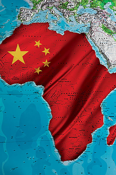 China's African strategy for oil resources
