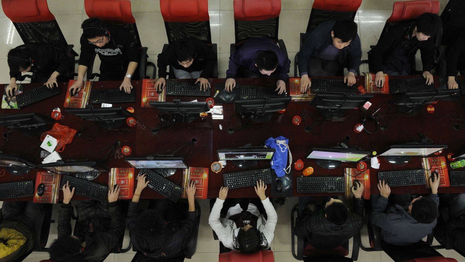 (Reuters/Stringer China)