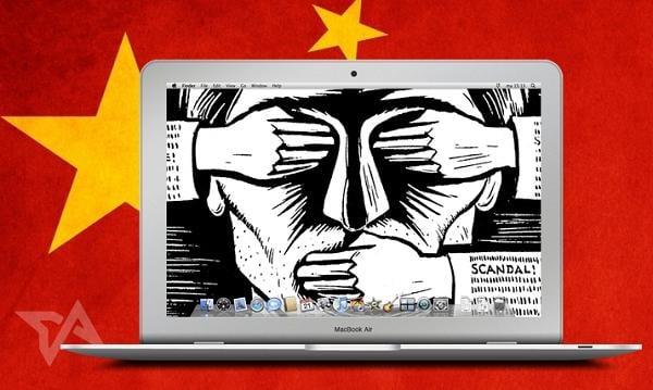 Image result for China censorship internet