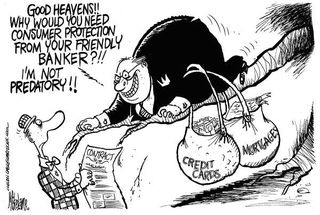 Consumer Protection Cartoon
