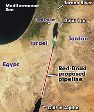 Stopping The Dead Sea From Shrinking Foreign Policy Blogs