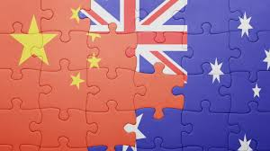 Are China and Australia beginning to mend a frayed relationship?